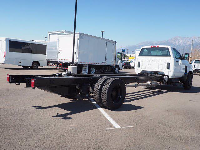 2020 Chevrolet Silverado 5500 Regular Cab DRW 4x2, Cab Chassis #204941KX - photo 1