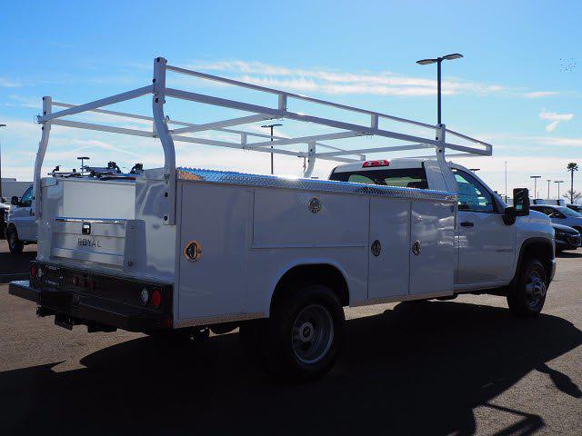 2021 Chevrolet Silverado 3500 Regular Cab 4x2, Royal Service Body #211695K - photo 1