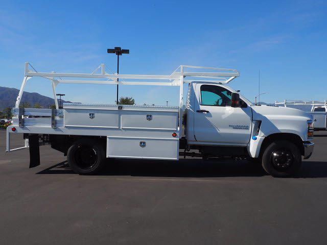 2021 Chevrolet Silverado 5500 Regular Cab DRW 4x2, Scelzi CTFB Contractor Body #212821K - photo 14