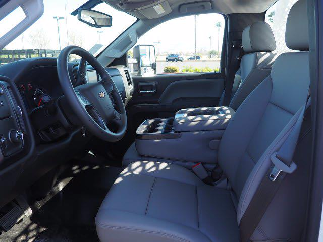 2021 Chevrolet Silverado 5500 Regular Cab DRW 4x2, Scelzi CTFB Contractor Body #212821K - photo 18