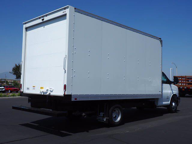 2021 Chevrolet Express 4500 DRW 4x2, Supreme Dry Freight #212858K - photo 1