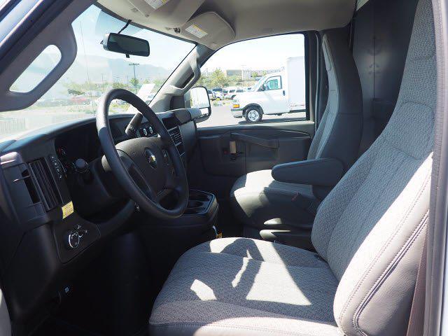 2021 Express 3500 4x2,  Morgan Truck Body Cutaway Van #213086K - photo 13