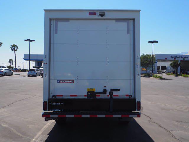 2021 Express 3500 4x2,  Morgan Truck Body Cutaway Van #213086K - photo 7