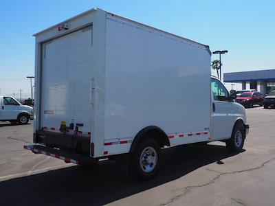 2021 Express 3500 4x2,  Morgan Truck Body Cutaway Van #213086K - photo 2