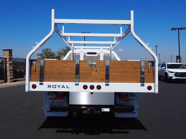 2021 Silverado 3500 Regular Cab 4x2,  Royal Truck Body Contractor Body #213106K - photo 12