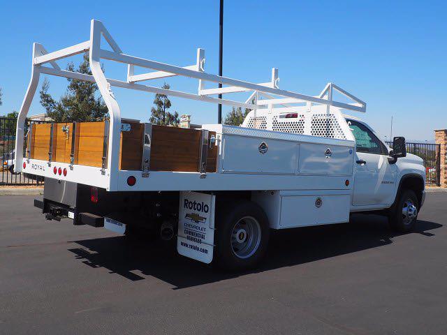 2021 Chevrolet Silverado 3500 Regular Cab 4x2, Royal Truck Body Contractor Body #213106K - photo 1