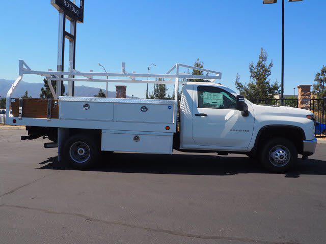 2021 Silverado 3500 Regular Cab 4x2,  Royal Truck Body Contractor Body #213106K - photo 14