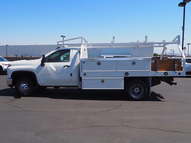 2021 Silverado 3500 Regular Cab 4x2,  Royal Truck Body Contractor Body #213106K - photo 5