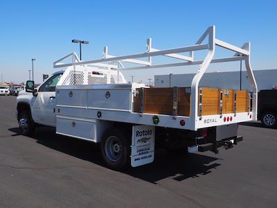 2021 Silverado 3500 Regular Cab 4x2,  Royal Truck Body Contractor Body #213106K - photo 11