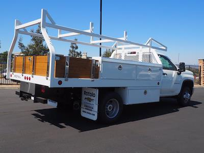 2021 Silverado 3500 Regular Cab 4x2,  Royal Truck Body Contractor Body #213106K - photo 2