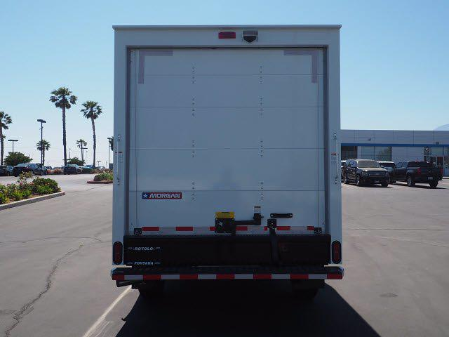 2021 Express 3500 4x2,  Morgan Truck Body Cutaway Van #213133K - photo 7