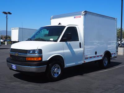 2021 Express 3500 4x2,  Morgan Truck Body Cutaway Van #213133K - photo 3
