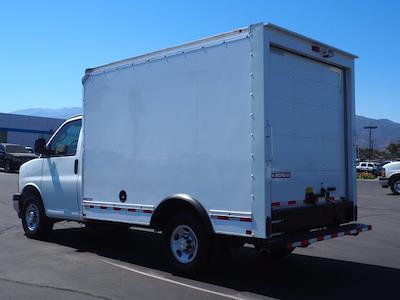 2021 Express 3500 4x2,  Morgan Truck Body Cutaway Van #213133K - photo 6