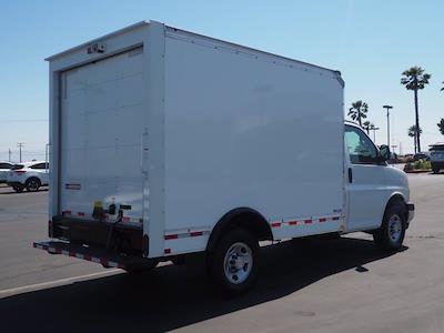 2021 Express 3500 4x2,  Morgan Truck Body Cutaway Van #213133K - photo 2