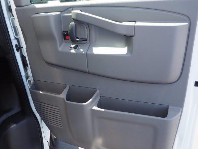 2021 Express 3500 4x2,  Morgan Truck Body Cutaway Van #213332K - photo 12