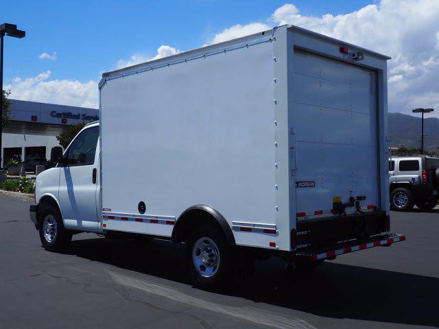 2021 Express 3500 4x2,  Morgan Truck Body Cutaway Van #213332K - photo 6