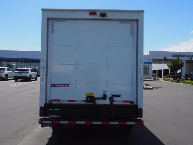 2021 Express 3500 4x2,  Morgan Truck Body Cutaway Van #213332K - photo 7