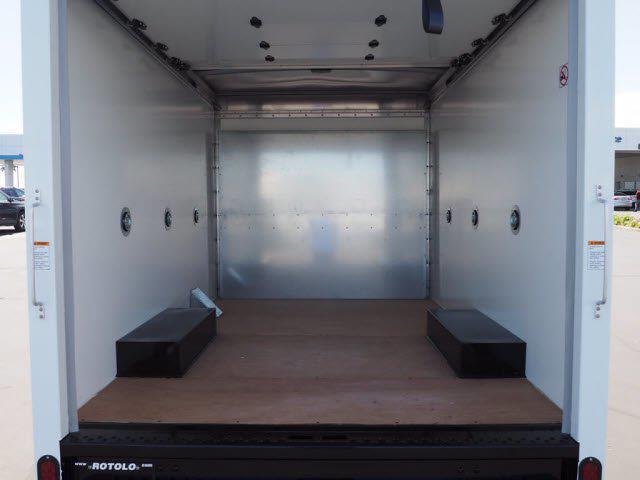 2021 Express 3500 4x2,  Morgan Truck Body Cutaway Van #213332K - photo 8