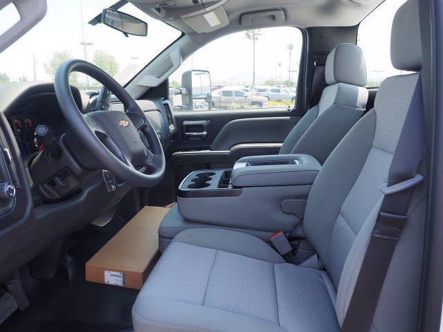 2021 Silverado 4500 Regular Cab DRW 4x2,  Royal Truck Body Service Body #213333KX - photo 19