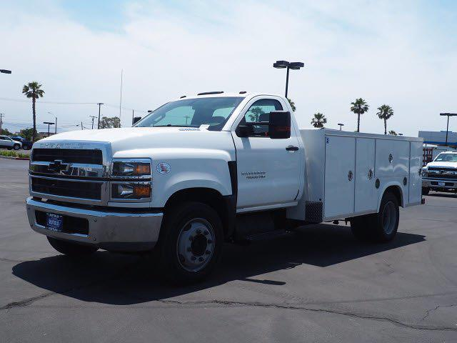 2021 Silverado 4500 Regular Cab DRW 4x2,  Royal Truck Body Service Body #213333KX - photo 4