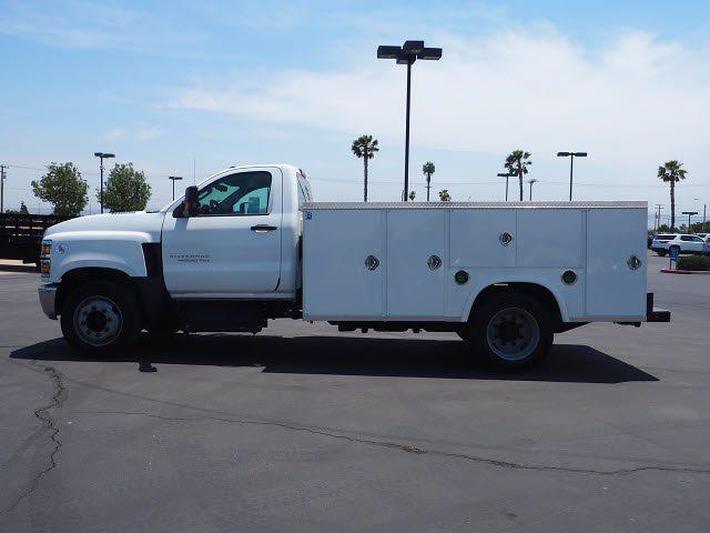 2021 Silverado 4500 Regular Cab DRW 4x2,  Royal Truck Body Service Body #213333KX - photo 5