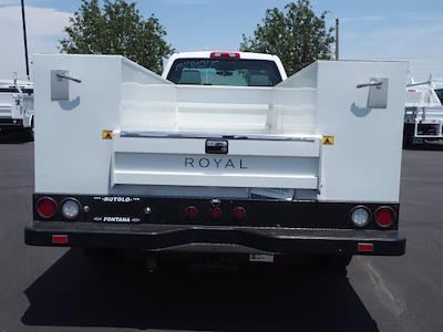 2021 Silverado 4500 Regular Cab DRW 4x2,  Royal Truck Body Service Body #213333KX - photo 12