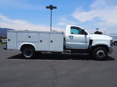 2021 Silverado 4500 Regular Cab DRW 4x2,  Royal Truck Body Service Body #213333KX - photo 14