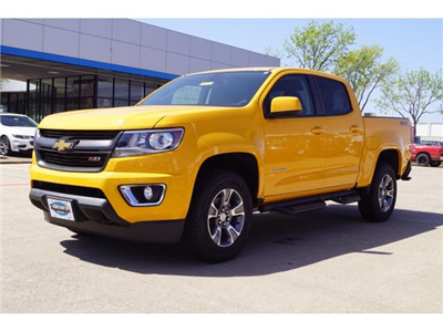2018 Colorado Crew Cab 4x4, Pickup #8C1120 - photo 3