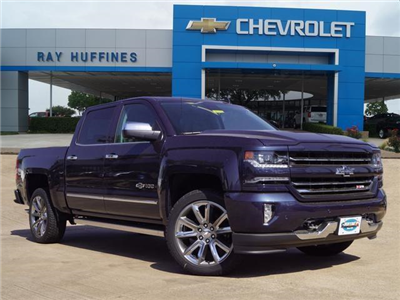 2018 Silverado 1500 Crew Cab 4x4, Pickup #8C1175 - photo 1