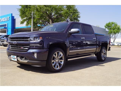 2018 Silverado 1500 Crew Cab 4x4, Pickup #8C1175 - photo 3