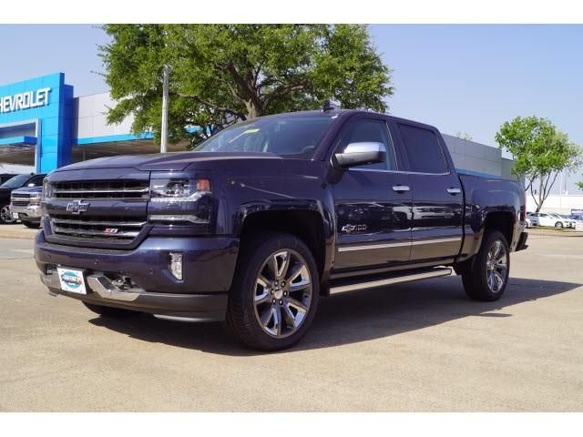 2018 Silverado 1500 Crew Cab 4x4, Pickup #8C1176 - photo 3