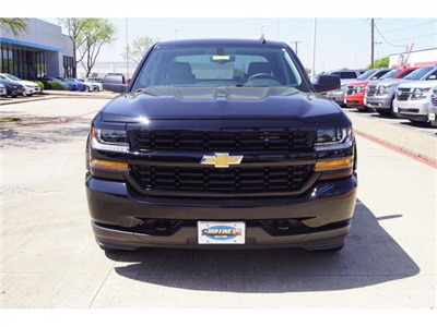 2018 Silverado 1500 Crew Cab 4x4, Pickup #8C1184 - photo 15