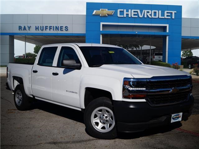 2018 Silverado 1500 Crew Cab,  Pickup #CF1003 - photo 1