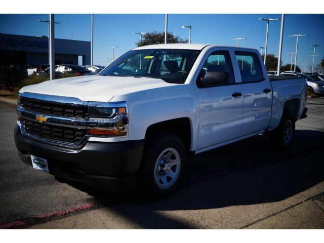 2018 Silverado 1500 Crew Cab, Pickup #CF1004 - photo 15