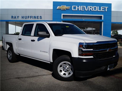 2018 Silverado 1500 Crew Cab, Pickup #CF1004 - photo 1