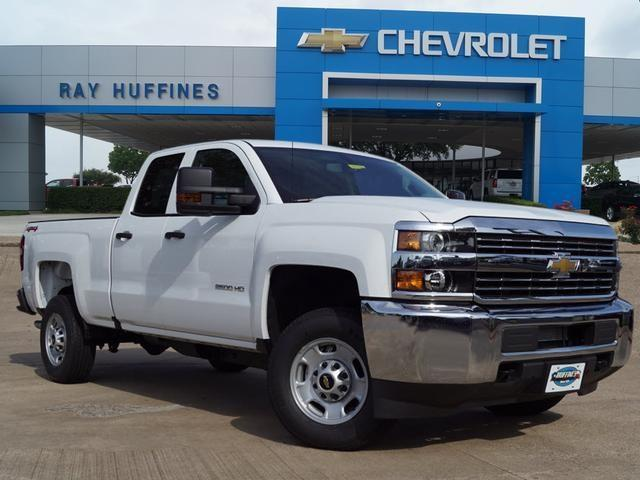2018 Silverado 2500 Double Cab 4x4,  Pickup #CF1064 - photo 1