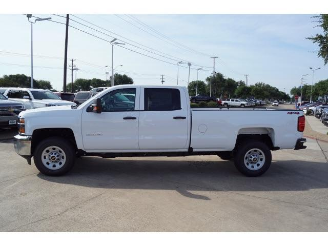 2018 Silverado 2500 Crew Cab 4x4,  Pickup #CF1075 - photo 14
