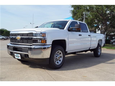 2018 Silverado 2500 Crew Cab 4x4,  Pickup #CF1075 - photo 3