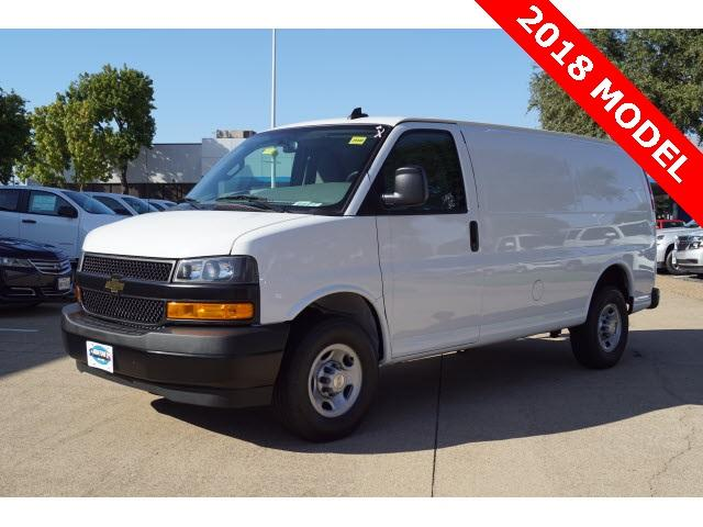 2018 Express 2500 4x2,  Empty Cargo Van #CF1111 - photo 1