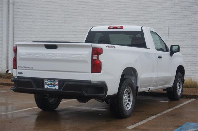 2020 Chevrolet Silverado 1500 Regular Cab 4x4, Pickup #CF1333 - photo 1