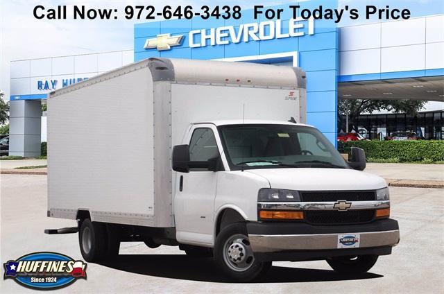 2020 Chevrolet Express 3500 4x2, Supreme Dry Freight #CF1357 - photo 1
