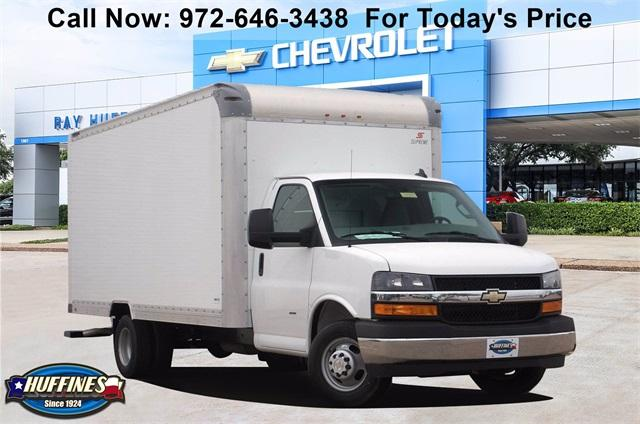 2020 Chevrolet Express 3500 RWD, Supreme Dry Freight #CF1357 - photo 1