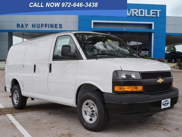 2020 Chevrolet Express 2500 4x2, Knapheide Upfitted Cargo Van #CF1452 - photo 1