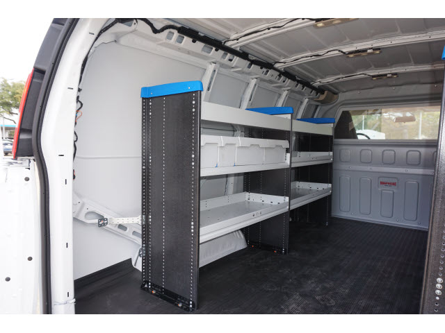 2020 Chevrolet Express 2500 4x2, Knapheide Upfitted Cargo Van #CF1453 - photo 12