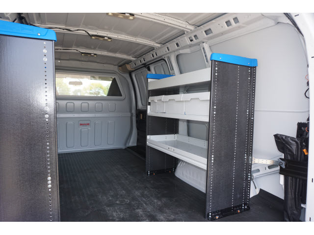 2020 Chevrolet Express 2500 4x2, Knapheide Upfitted Cargo Van #CF1453 - photo 13