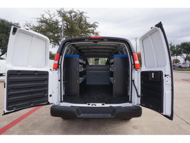 2020 Chevrolet Express 2500 4x2, Knapheide Upfitted Cargo Van #CF1453 - photo 2