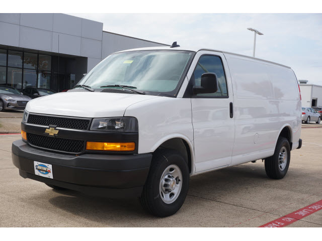 2020 Chevrolet Express 2500 4x2, Knapheide Upfitted Cargo Van #CF1453 - photo 20