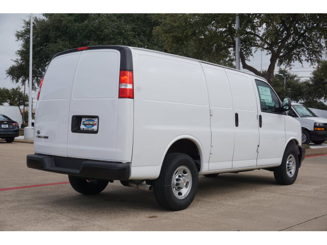 2020 Chevrolet Express 2500 4x2, Knapheide Upfitted Cargo Van #CF1453 - photo 4