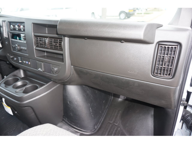 2020 Chevrolet Express 2500 4x2, Knapheide Upfitted Cargo Van #CF1453 - photo 10