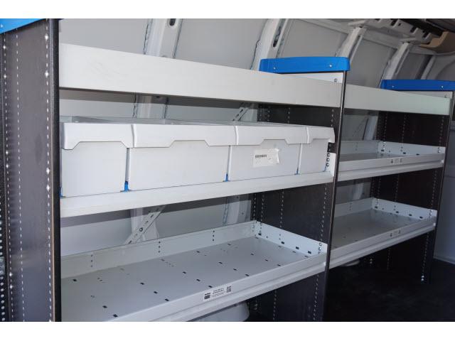2020 Chevrolet Express 2500 4x2, Knapheide Upfitted Cargo Van #CF1456 - photo 14